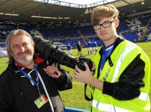 BBC_7874 Charlie with Roy Smiljanic